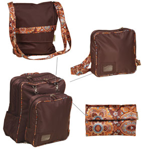 Minene 4 in 1 changing bag
