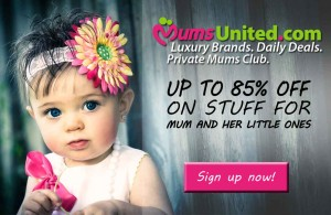 Exclusive Daily Deals From Mums United