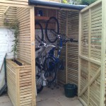 Brighton Bike Sheds smarten up your space