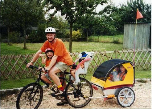 Active Travel benefits the whole family