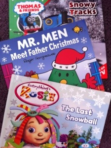 Review: Christmas Themed Books for Toddlers (or parents)