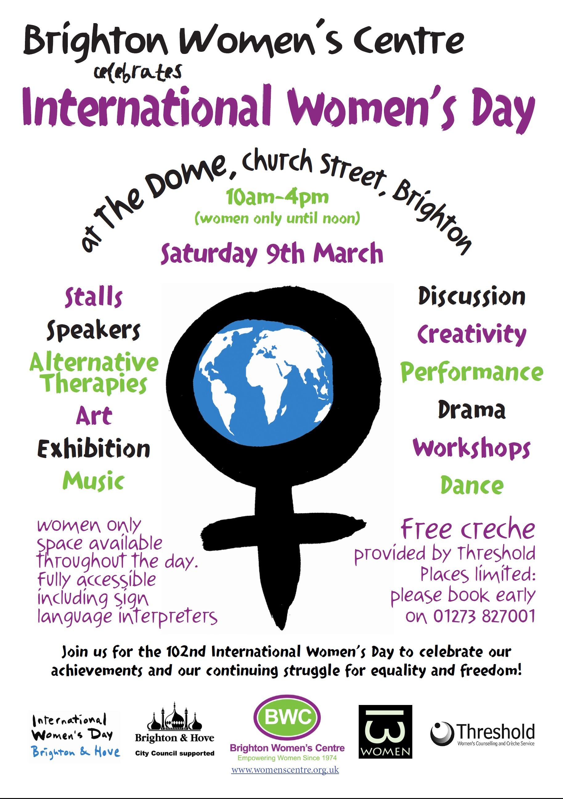 IWD 2013 front