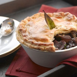 Chestnut-pie