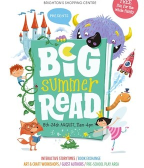 Brighton's Big Summer Read 2014