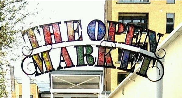 To Market, To Market – Open Market Finally Open