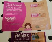Freida's Pantry Fine, Fruity, Fabulous, Feeding Bars
