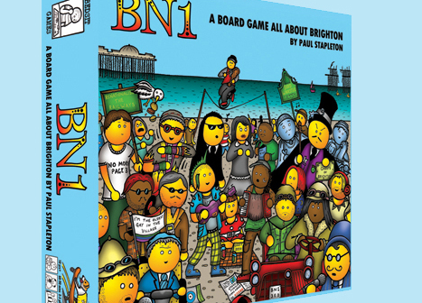 BN1 – A Game About Brighton