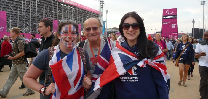Do Great Olympians Make Our Country Great Britain?