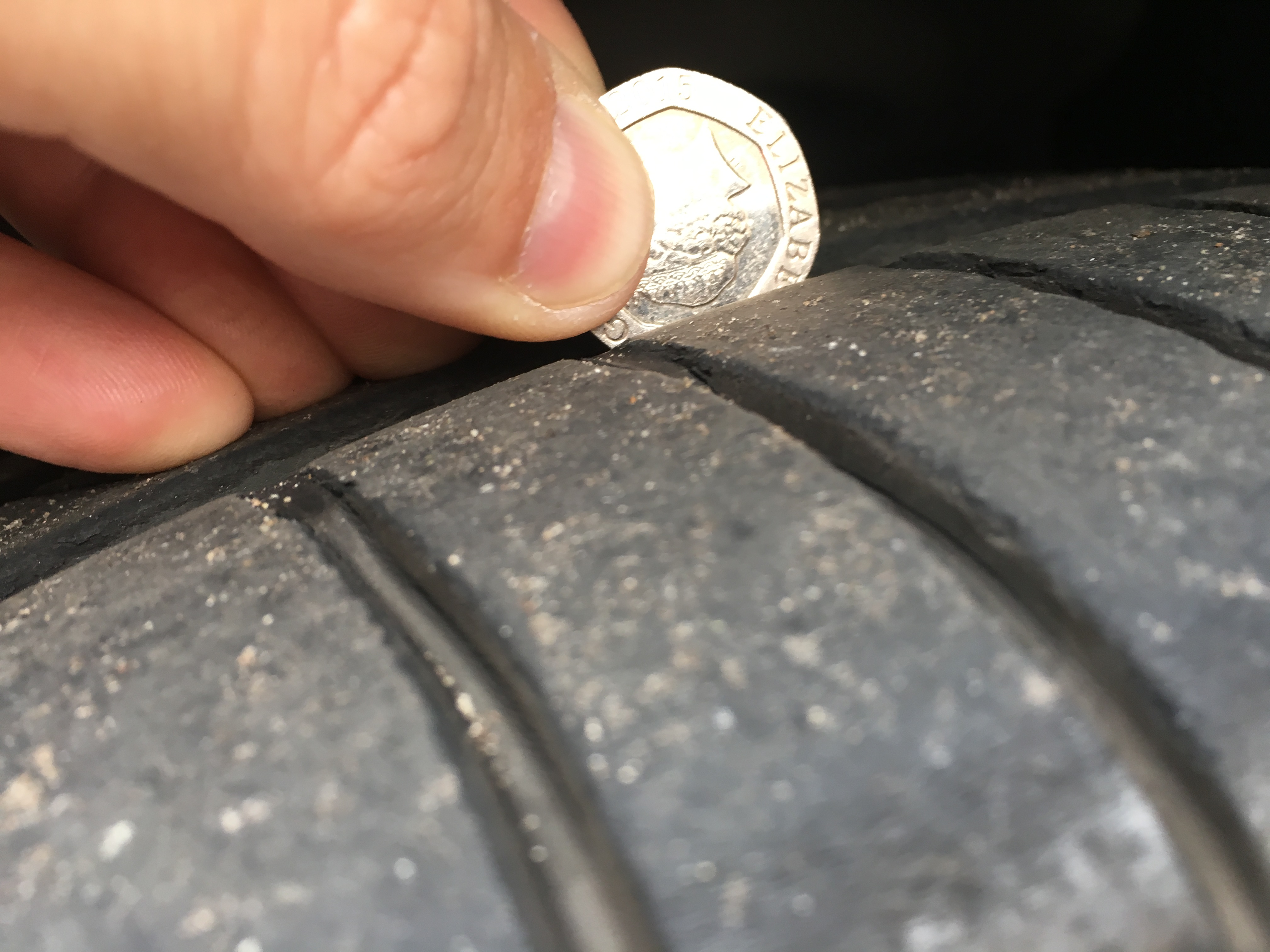 Tyre Safety Month 20p Car Tyre Check At Home