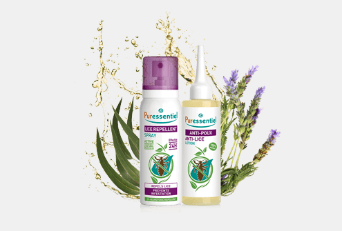 Puressentiel: Naturally Getting Rid of Head Lice