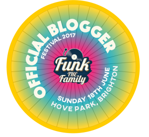 Offical Blogger Funk The Family Festival 2017